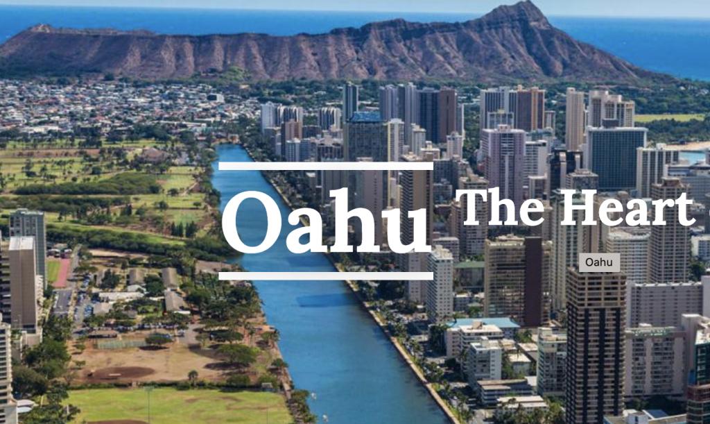 Hawaii is back